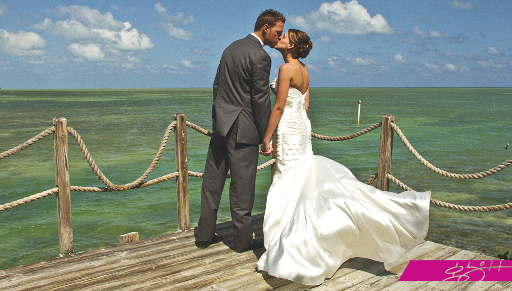 JACKIE + JOEL {married in islamorada}